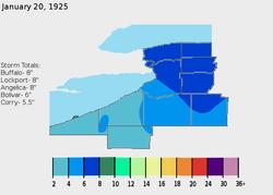 January 20, 1925
