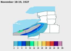 November 18-19, 1927