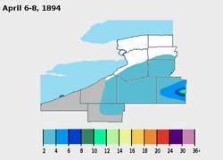 April 6-8, 1894
