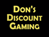 Don's Discount Gaming