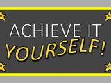 Achieve It Yourself!