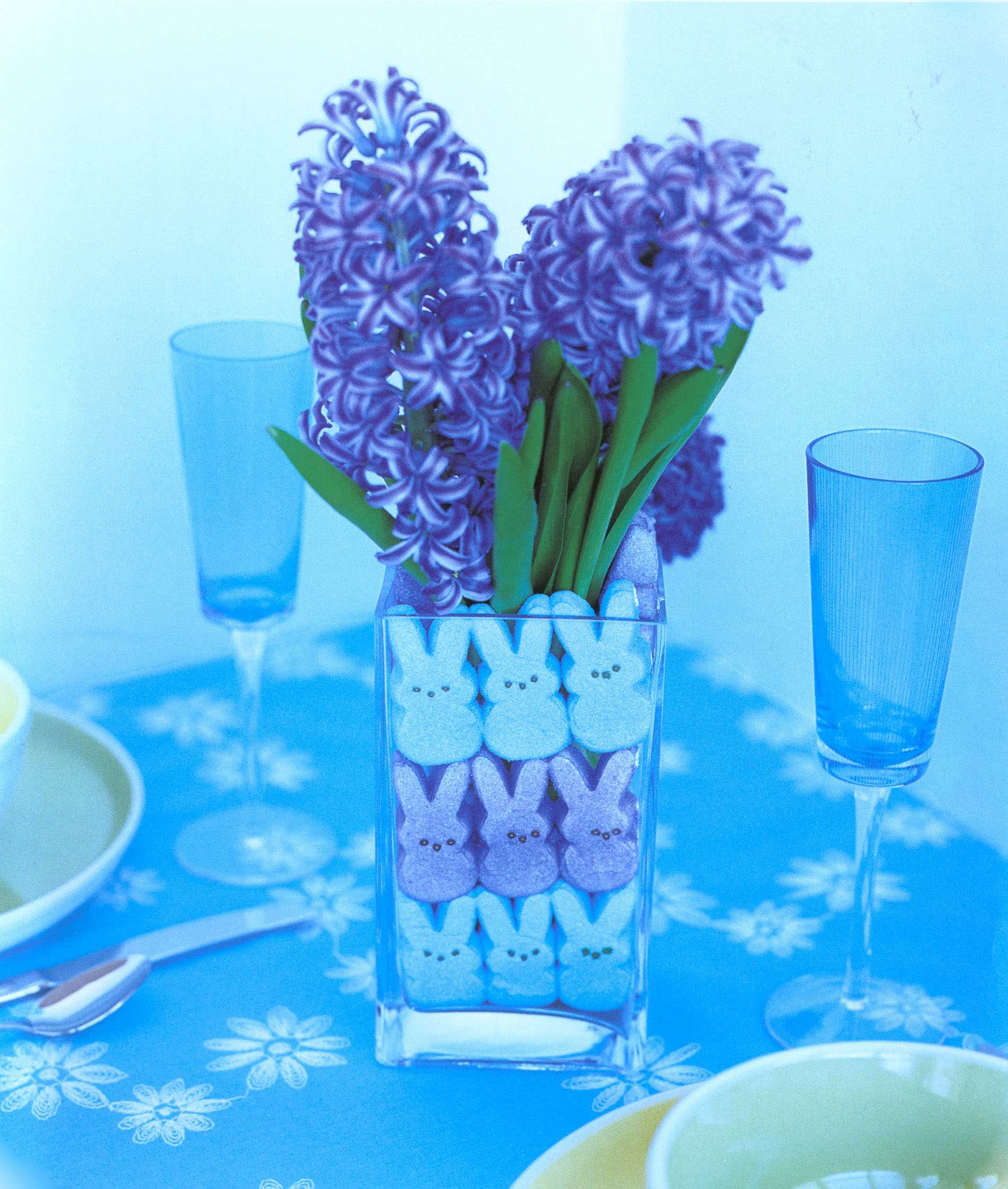 Peeps Spring Table Centerpiece Easy Crafts Wiki Fandom Powered