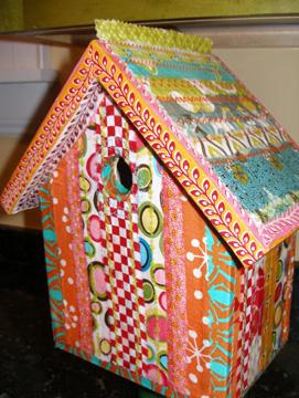 Finished-birdhouse