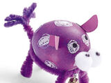 Purple Cow Egg