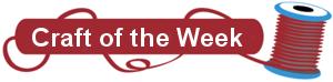 Craftoftheweek