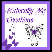 Naturally me creations badge