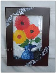 Decorate a frame
