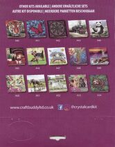 Other Kits Available Crystal Card Kit Design