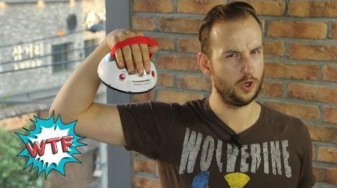 WTF - Lie Detector Hand Zapper