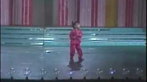 Aiza sings Bonggahan (1988)
