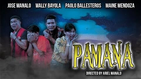 PAMANA Horror-Comedy TeleMovie (2018)