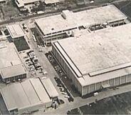 ABS-CBN Studios in 1960s