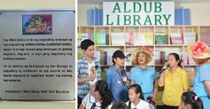 ALdub-Library-Aldub-27th-Weeksary-Eat-Bulaga-Lumban-Laguna-Lumban-Central-Elementary-School-AlDub-Nation
