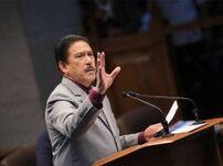 Tito Sen in Philippine Senate