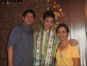 Alden as Ginoong Santa Rosa 2009