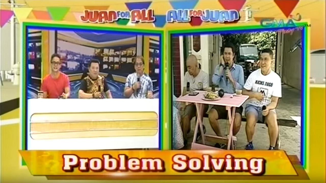 problem solving eat bulaga questions