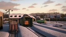 Thomas & Friends 20x13