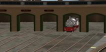 Tidmouth Roundhouse