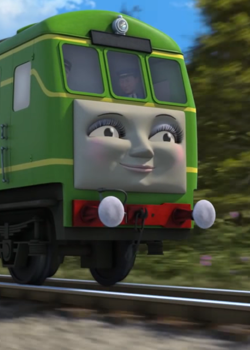 Daisy (Thomas & Friends)