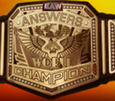 EAW Answers World Championship