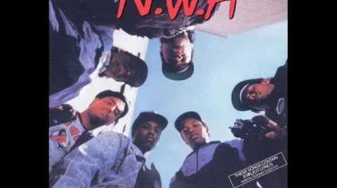 N.W.A. - Straight Outta Compton (FULL ALBUM BONUS)