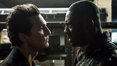 Matthew McConaughey and Idris Elba Are Trading 'The Dark Tower' Jabs on Twitter
