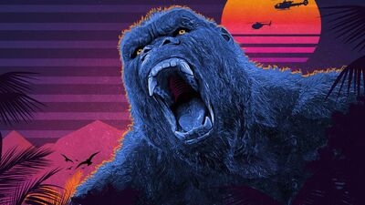 Box Office: 'Kong' Is King