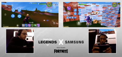 Samsung Mobile ProAm Featuring Fortnite Highlights