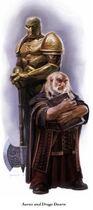 Drago Daarn und Aurax