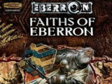 Faiths of Eberron