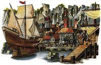 Stormreach docks