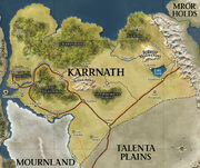 Map Karrnath