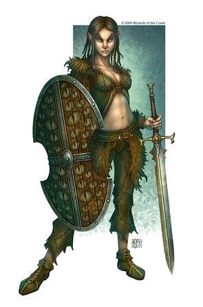 Razorclaw warden