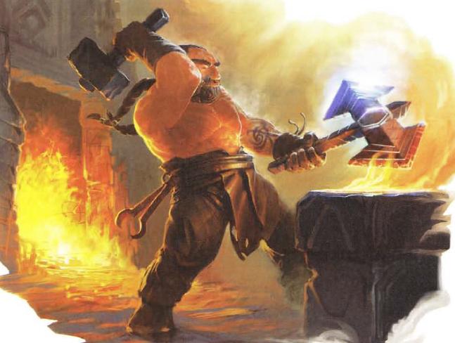 Dwarf | Eberron Wiki | FANDOM powered by Wikia