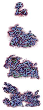 Dragonmarks Phiarlan and Thuranni