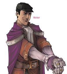 Victor Demain