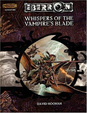 Image result for Whispers Of The Vampire's Blade