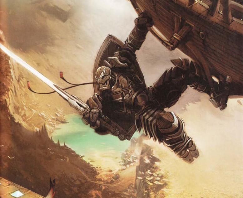 Warforged | Eberron Wiki | FANDOM powered by Wikia