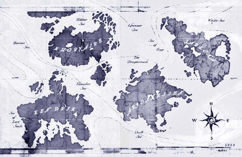 Geography of Eberron   Eberron Wiki   FANDOM powered by Wikia
