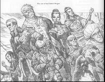 Crew des Goldenen Drachen