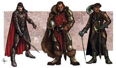Deneith guild members