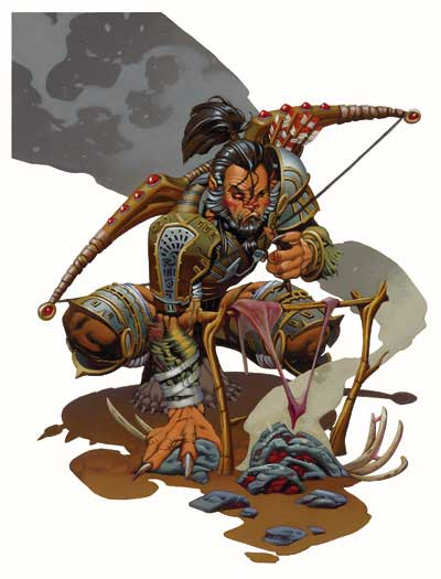 Ranger Eberron Wiki Fandom Powered By Wikia
