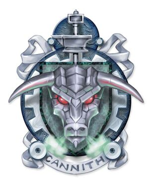Dragonmarked House COA Cannith