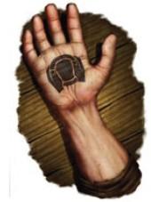 FA tät Hand