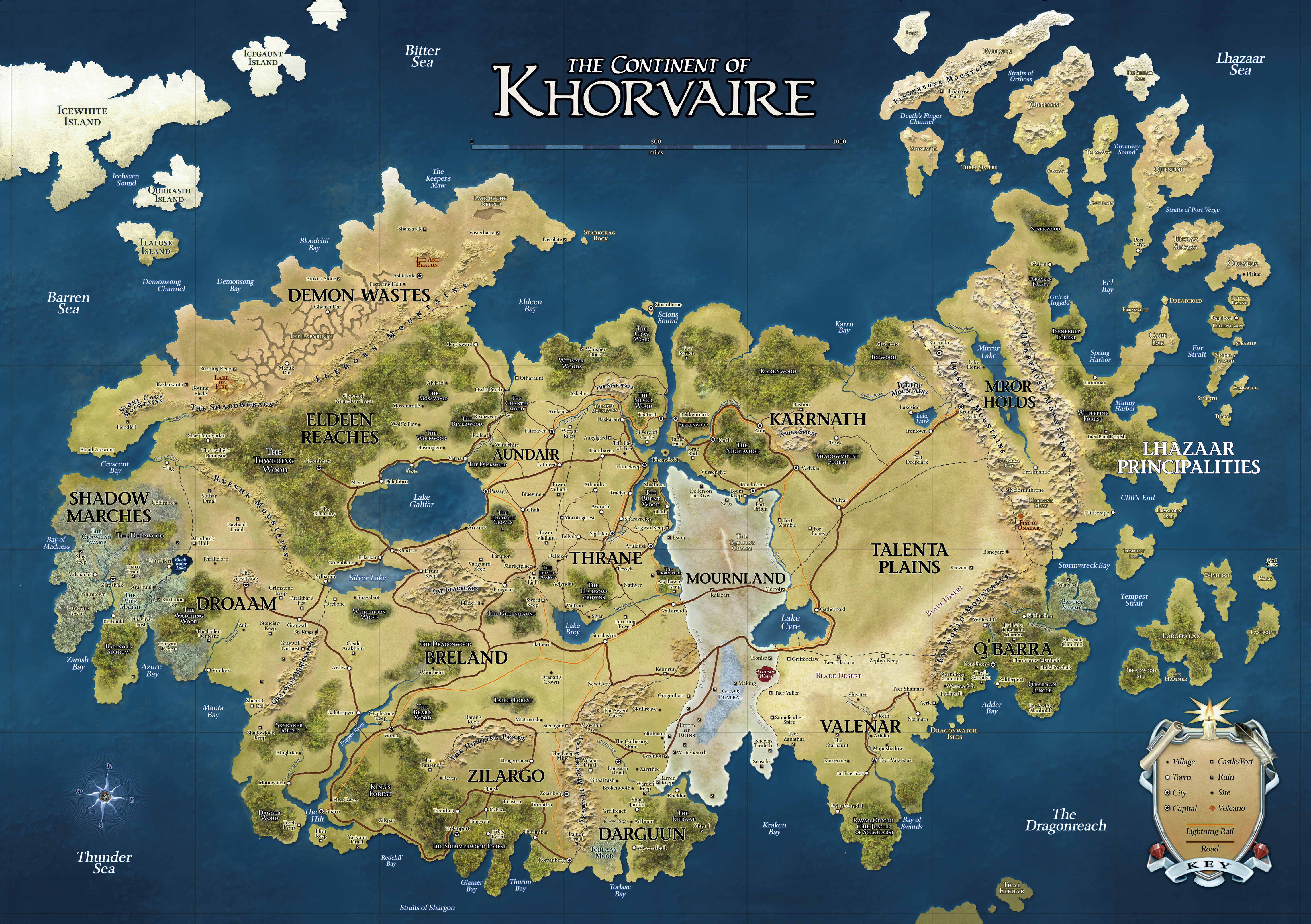 Khorvaire eberron wiki fandom powered by wikia dampd 4th edition eberron map khorvaire gumiabroncs Choice Image
