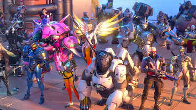 'Overwatch' Makes Voice Chat Essential, But is Winning Worth The Online Abuse?
