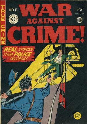 War Against Crime Vol 1 6