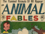Animal Fables Vol 1 1