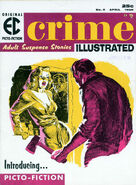 Crime Illustrated Vol 1 2