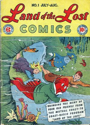 Land of the Lost Comics Vol 1 1